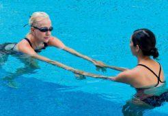 Yüzme Kurslarında Özel Dersler