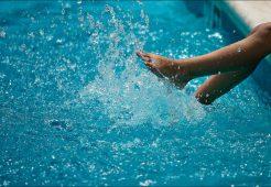 Yüzmede Ayak Vuruşu