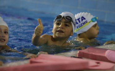 Yüzmenin Çocuklara Faydası